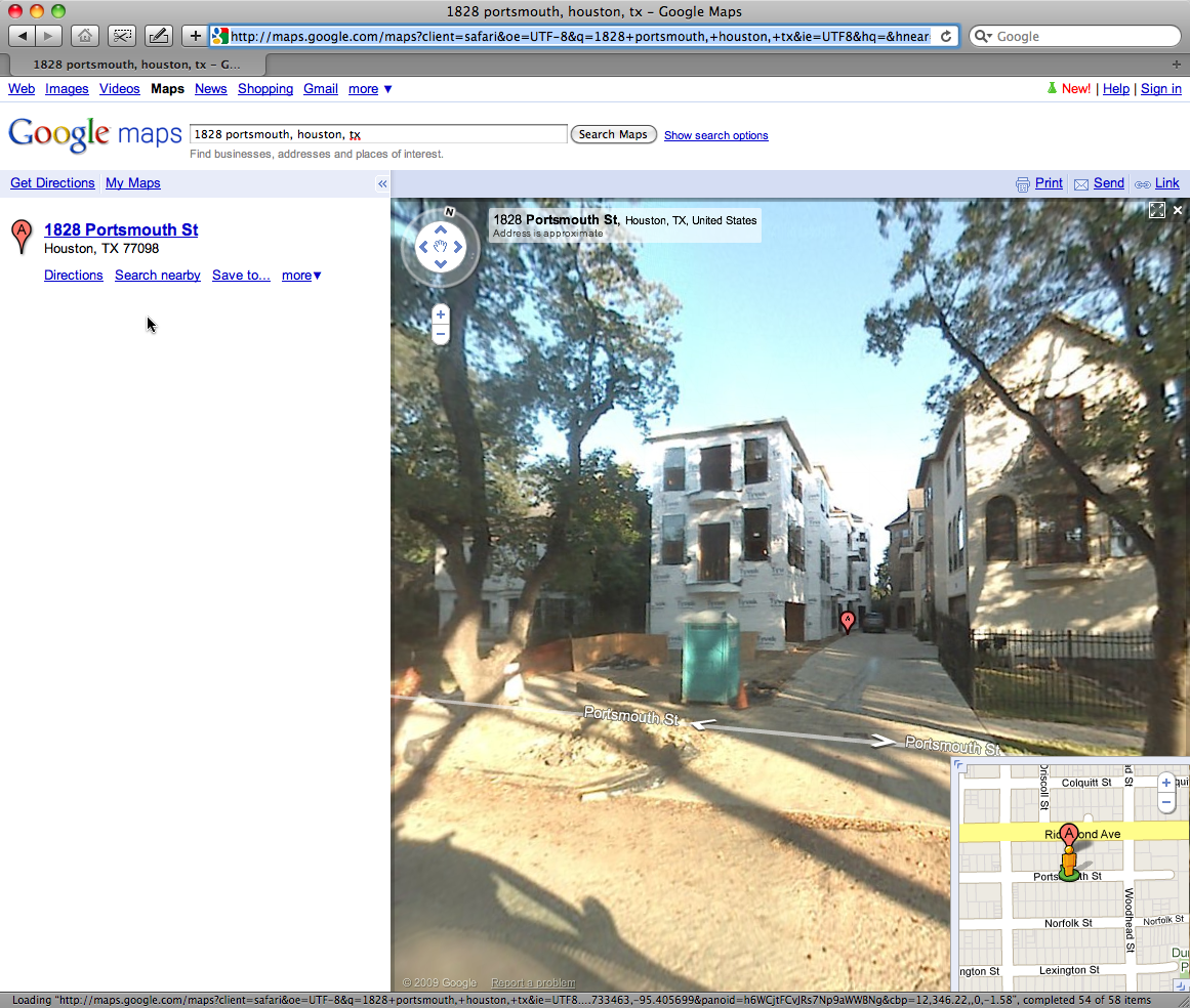 Google Street View — Richwood Place | Richwood Place
