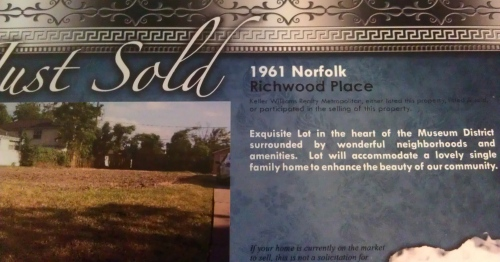 Norfolk lot